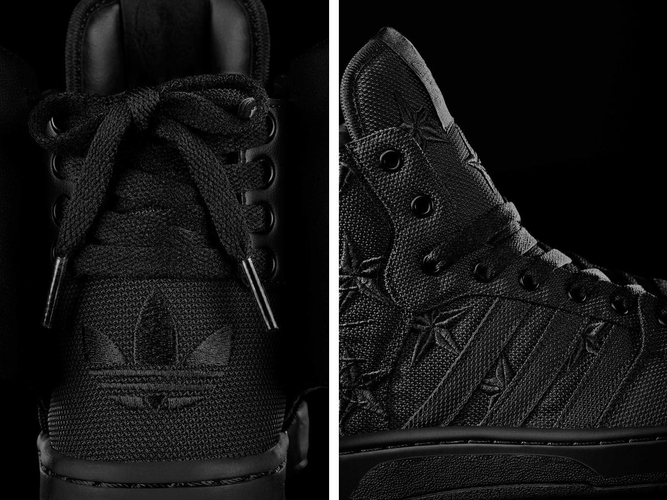 Asap Rocky Jeremy Scott Adidas Originals Js Wings 2 Black Flag Official 05