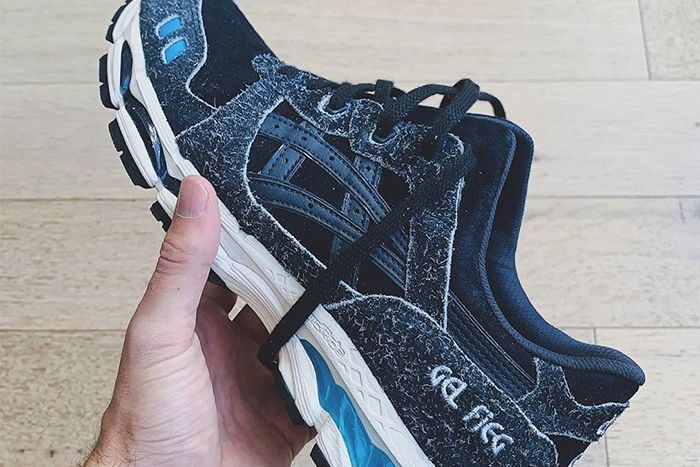 Ronnie Fieg Asics Gel Lyte 3 1 Super Blue First Look Teaser Release Date Ronniefieg Instagram