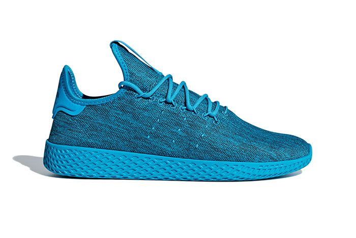 Pharrell Tennis Hu Dip Dye Release Details 4
