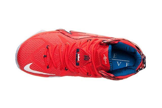Nike Le Bron 12 Usa 5
