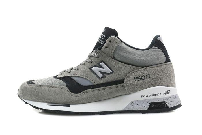 New Balance 1500 Mid Grey Grey 6