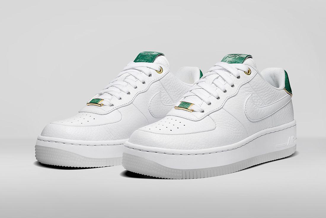 Nike Air Force 1 2017 Nai Ke Collection Jade12
