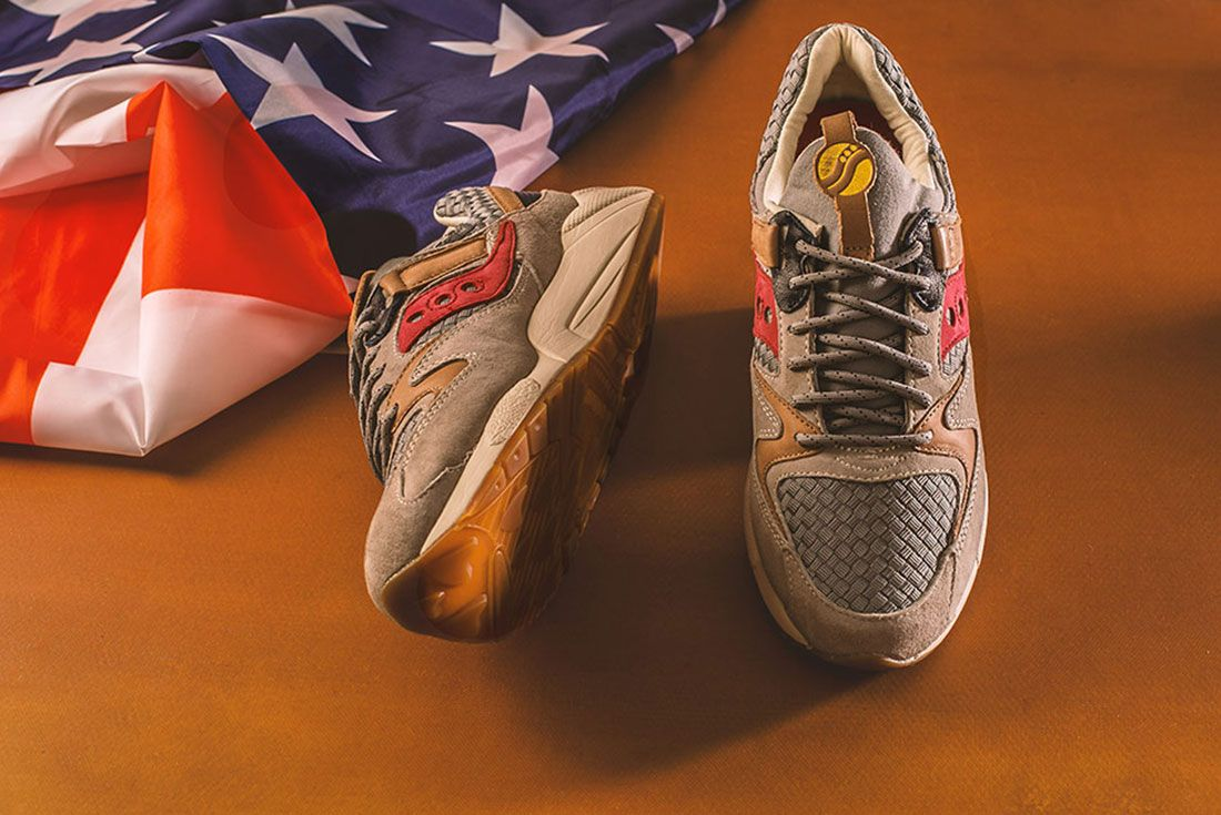 Saucony Grid 9000 Liberty Pack 4