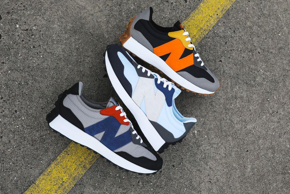 New Balance 327 Ripstop JD Sports Exclusive