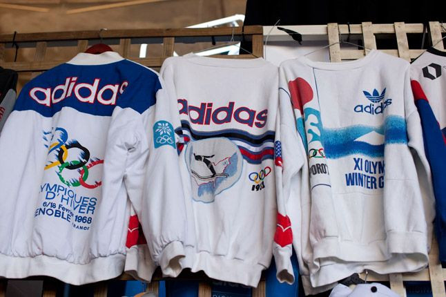 Adidas Olympic Sweater 1