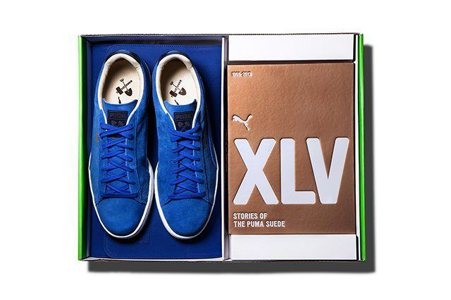 Xlv Stories Of The Puma Suede