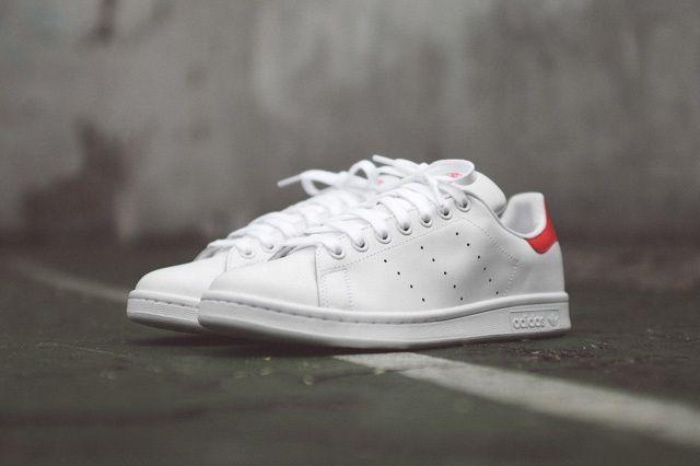 Adidas Originals Stan Smith Og White Red 5