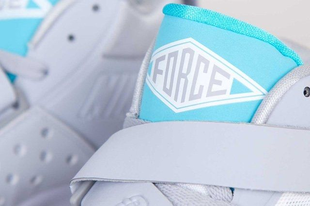 Nike Air Force Max Cb 2 Hyperfuse Wolf Grey 3