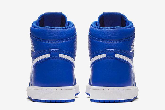 Jordan 1 Hyper Royal 555088 401 5 Sneaker Freaker