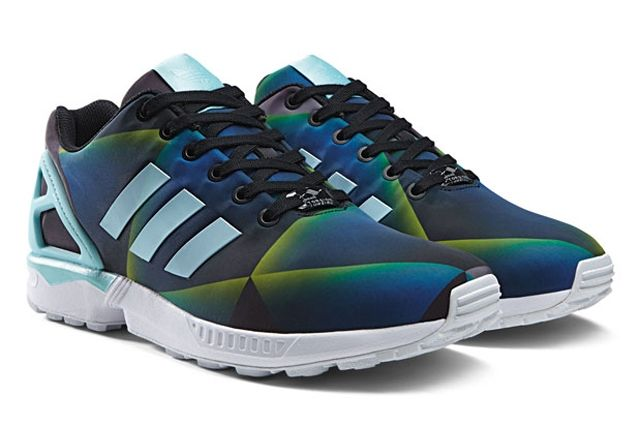 Adidas Zx Flux New Graphicprints March 3
