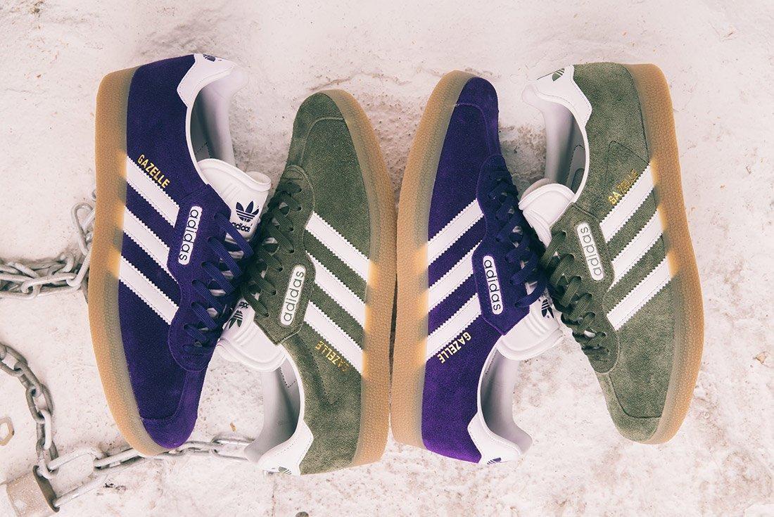 Adidas Originals Gazelle Super 1