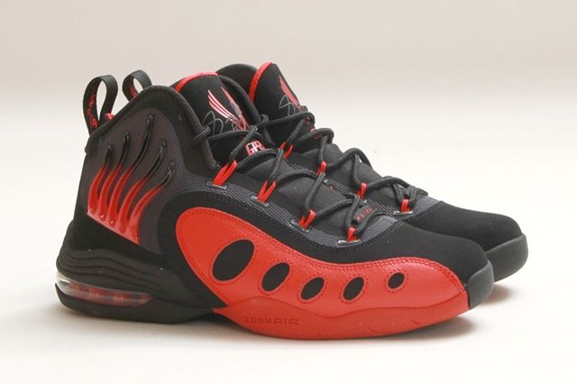 Nike Sonic Flight University Red Thumb