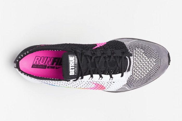 Nike Flyknit Racer Be True3 2