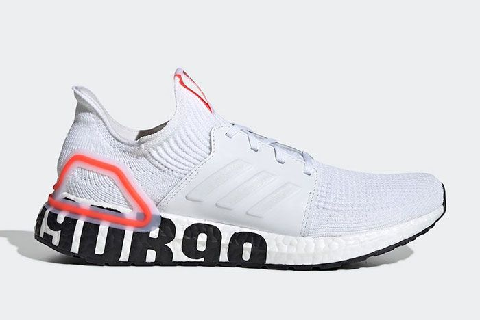 David Beckham Adidas Ultra Boost 2019 Side
