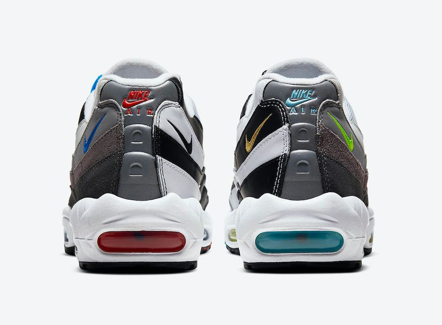 Nike Air Max 95 Greedy 2.0 Heel