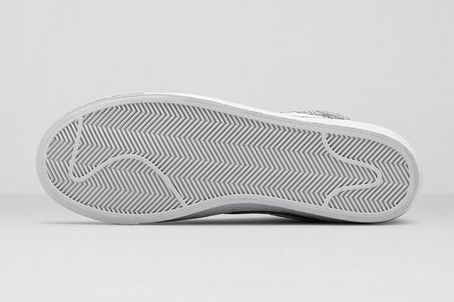 Nike Blazer Mid Marble Mesh 5