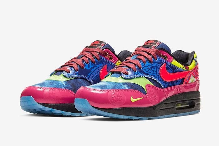 Nike Air Max 1 Cny Longevity Cu8861 460 Release Date Price 4 Official