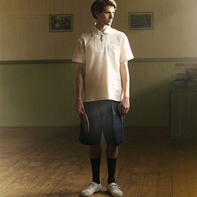 Nigel Cabourn Fred Perry 3