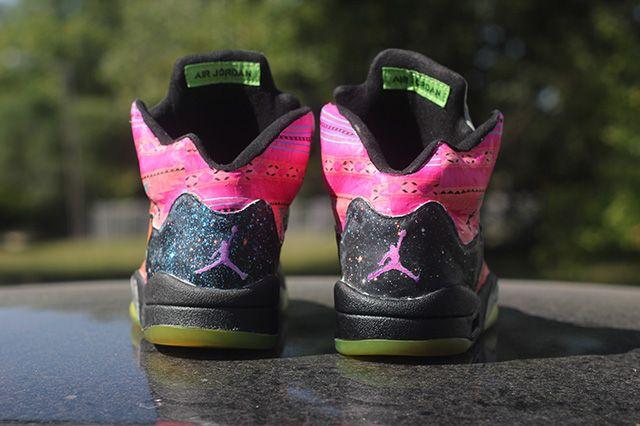 Rbn Custom Air Jordan 5 What The Fresh Prince 3