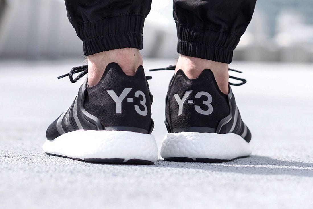 Adidas Y 3 Yohji Run Black Reflective4