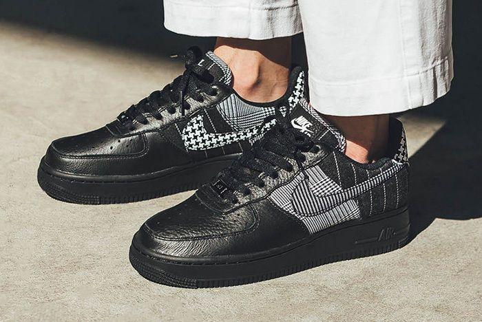 Nike Air Force 1 Checker 1