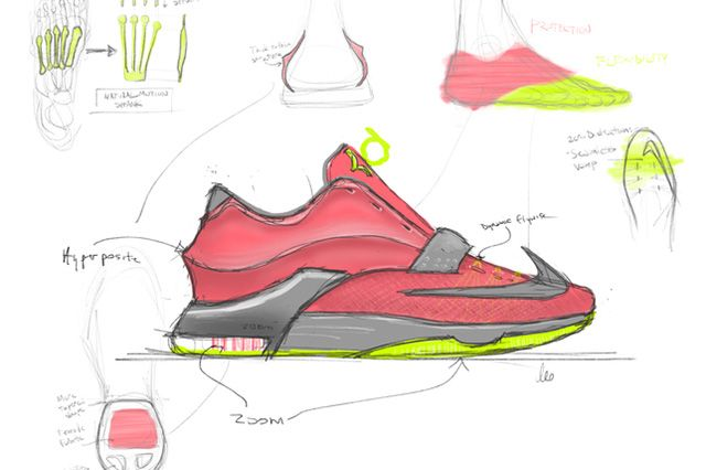 Official First Look Nike Kd7 7