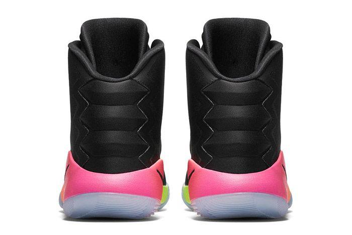 Nike Hyperdunk 2016 Unlimited Black Volt 4