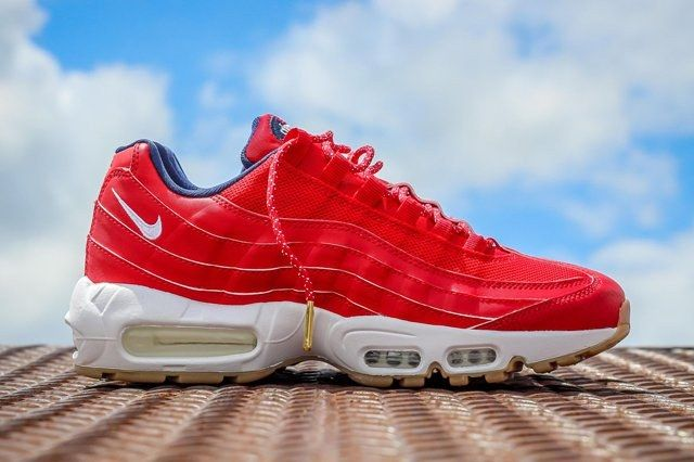 Nike Air Max 95 Usa 4Th Of July 5