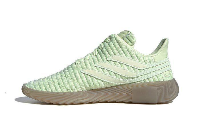 Adidas Sobakov Aero Green 4