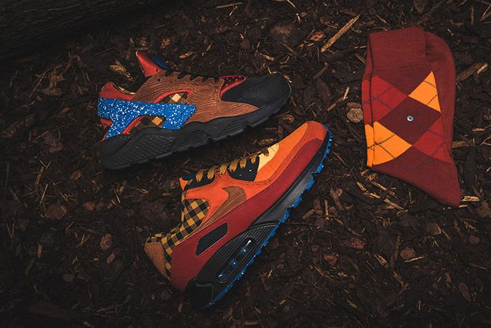 Nike Campfire Pack 1