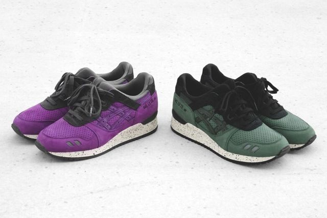 Asics Gel Lyte 3 After Hours 5