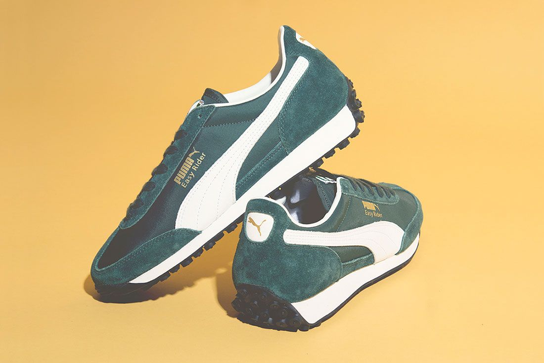 Puma Easy Rider And Whirlwind – Size Exclusive
