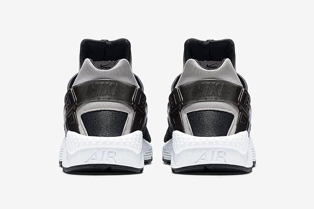 Nike Air Huarache Pa Blackwhite 5