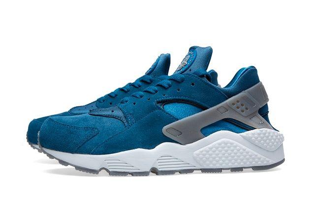 Nike Huarache Blue Force Bumperoo 3