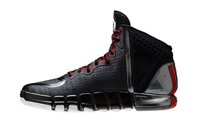 Adidas D Rose 4 Black 1