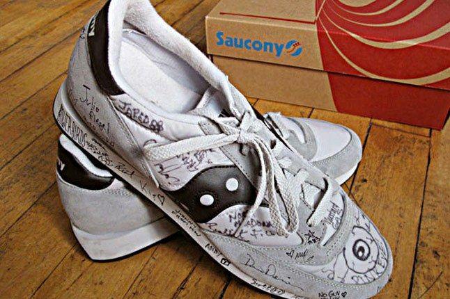 Saucont Charity2 1