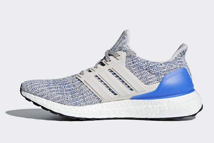 4 Adidas Ultra Boost Blue Heel Release Date Sneaker Freaker