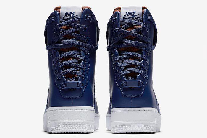 Nike Af1 Rebel Blue Volt 2