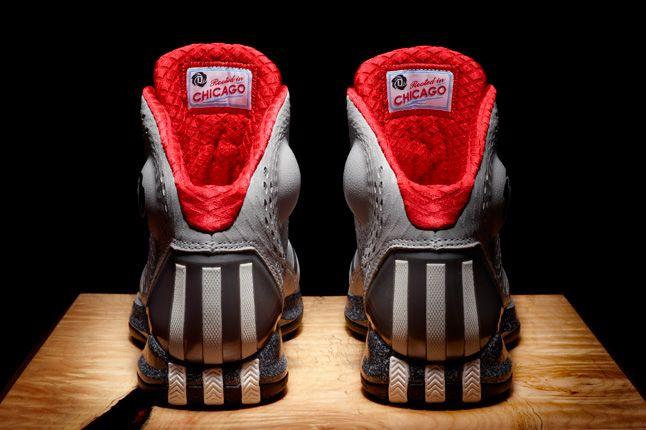 Adidas D Rose Heels 1