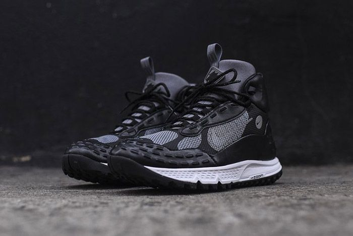 Nike Air Zoom Terra Sertig 16 Black Cool Grey 4