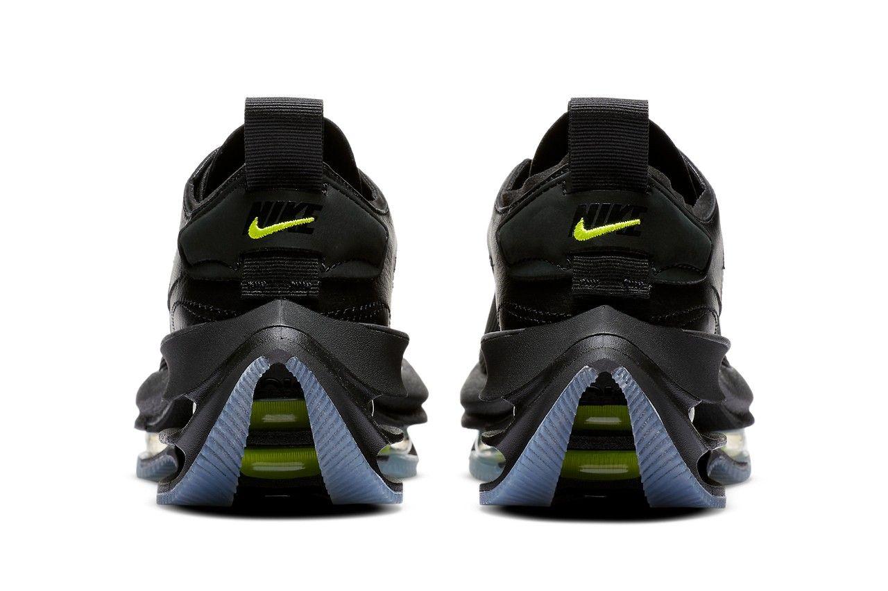 Nike Zoom Double Stacked Heel