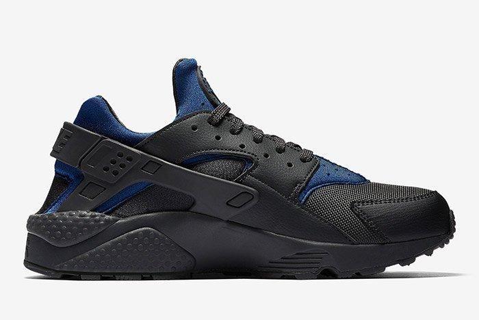 Nike Air Huarache Gym Blue Obsidian 4