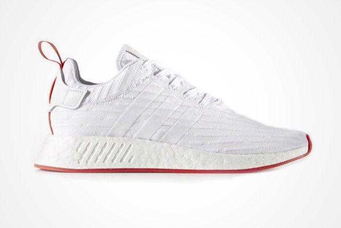 Adidas Nmd R2 Red Sole A