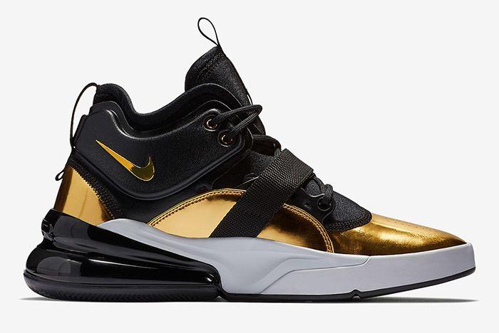 Nike Gold Standard Af270 3