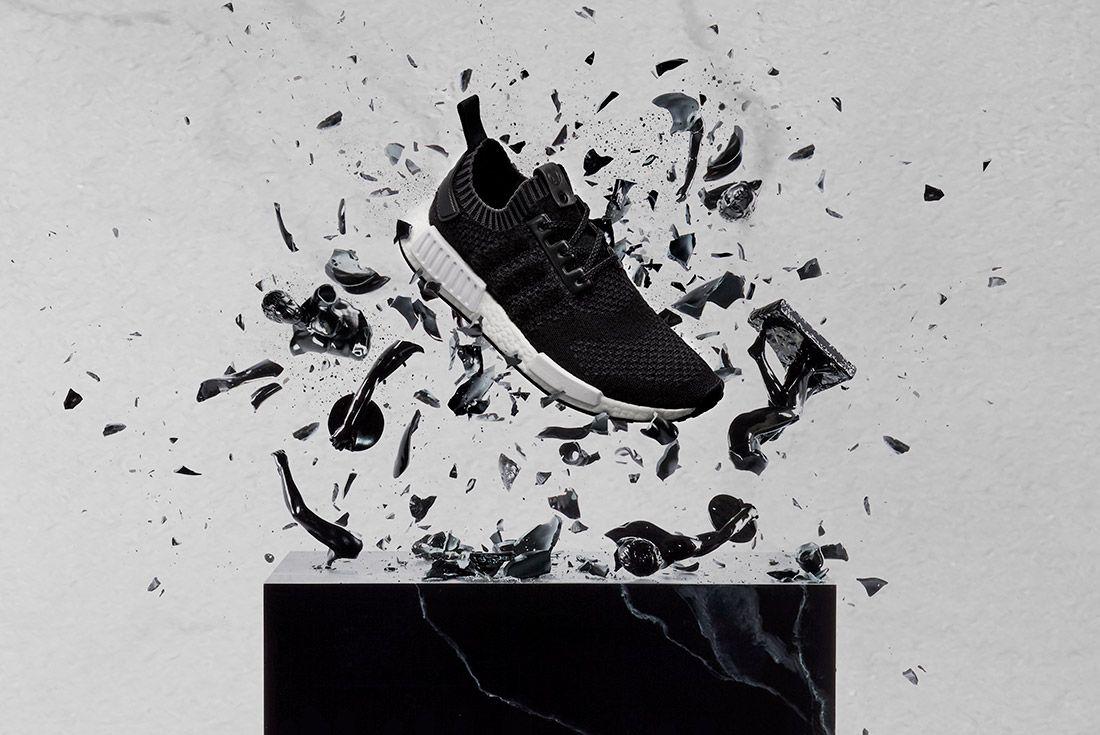 Invincible X A Ma Maniere X Adidas Consortium Ultraboost Nmd 5