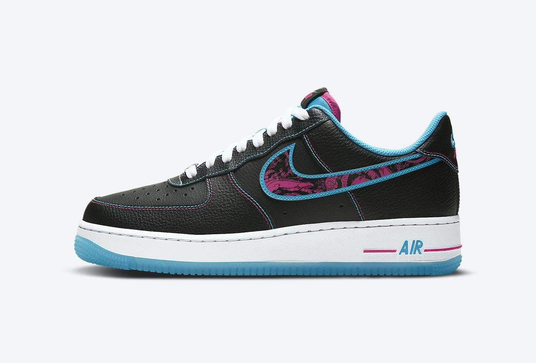 Nike Air Force 1 'Miami Nights'