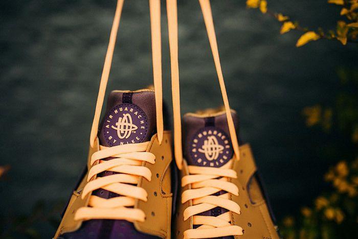 Nike Air Huarache Pro Purple 5
