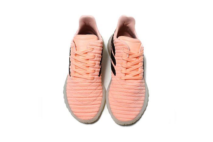 Adidas Sobakov Clear Orange 3
