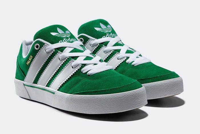 Adidas Palace Oreardon Green Front Side