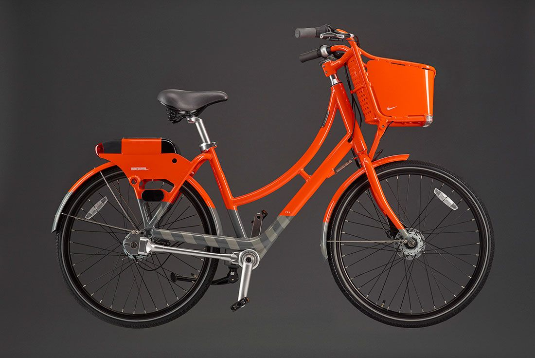 Nike Biketown Bike Wrap Shoebox